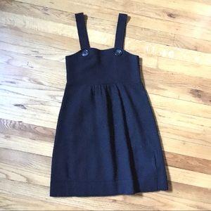 LP Black Sweater Mini Dress